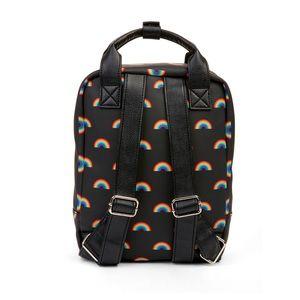 Bags - Rainbow Print Backpack 🌈